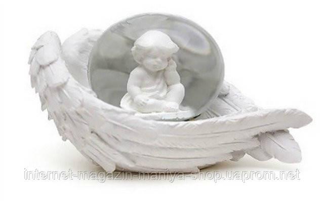 Декоративный водяной шар 5см Ангел