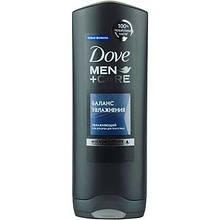 Гель для душа Dove Men+Care Баланс увлажнения 250 мл 9807