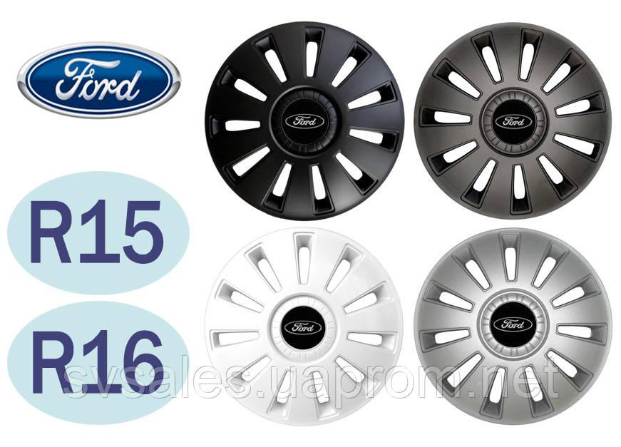Колпаки колёсные FORD (R15, R16)