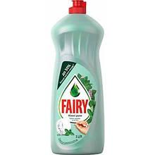 Средство для посуды Fairy Нежные руки Чайное дерево и мята 1000мл 5206