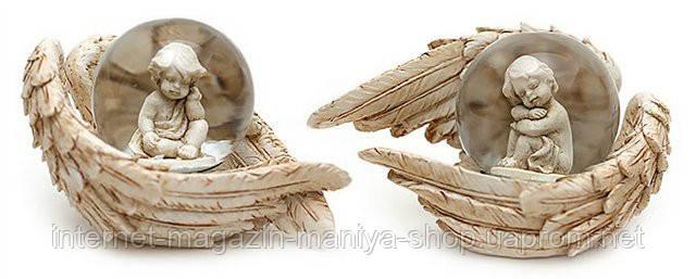Декоративный водяной шар 5см Ангел в асс 2