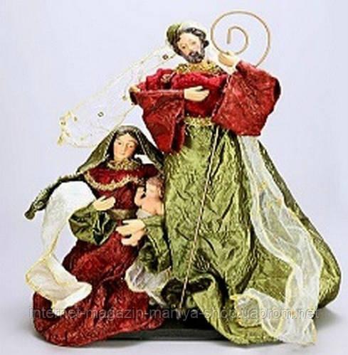 Рождественский вертеп, 30см