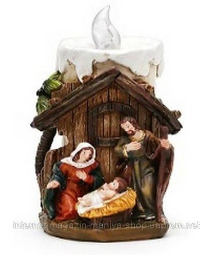 Рождественский Вертеп с LED