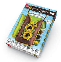 Набор для творчества My Phone Clutch чехлы с вишивкой лентами МРСL-01-01,02,03,04,05