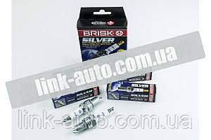 Свечи Brisk Silver длинн. (LR15YS) 2101-08 под ГАЗ