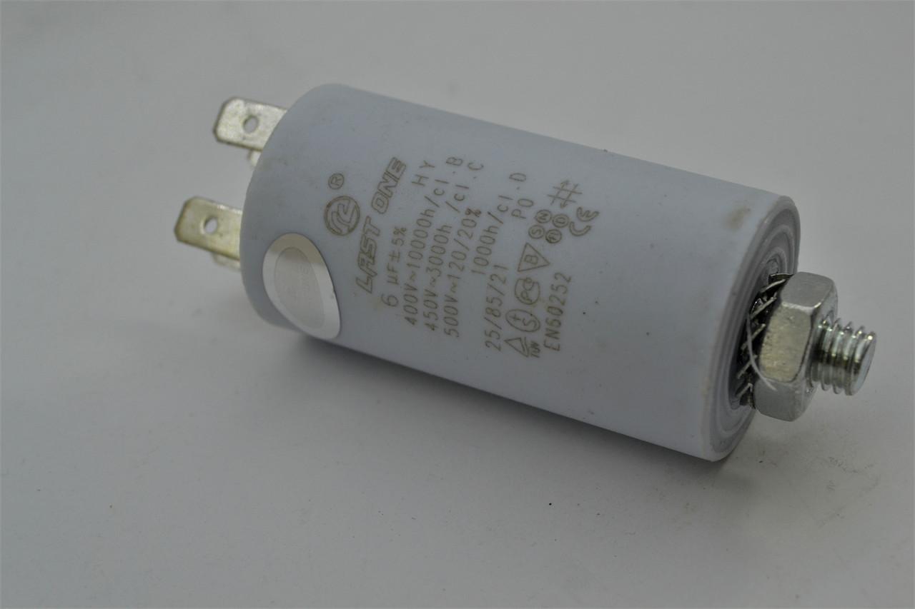 Конденсатор 6 Mf 450V
