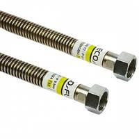 Шланг для газу -стандарт Eco-Flex 1/2ВВ 60см.