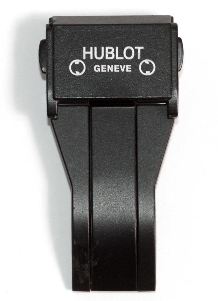 Клипса к ремешку HUBLOT к женским часам Черного цвета