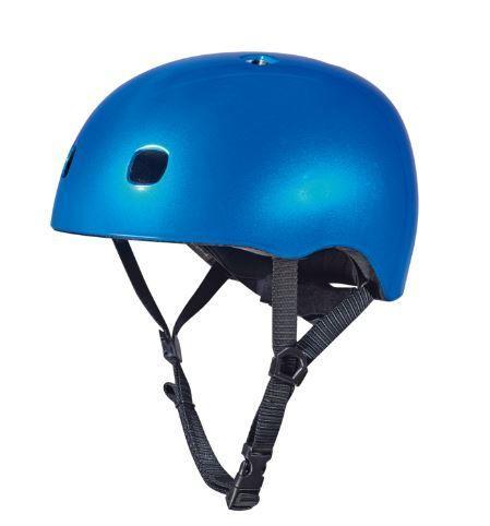 Детский шлем Micro Darkblue M (PC)