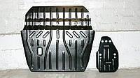 Защита картера двигателя и акпп, диф-ла Toyota Highlander 2013-  с установкой! Киев