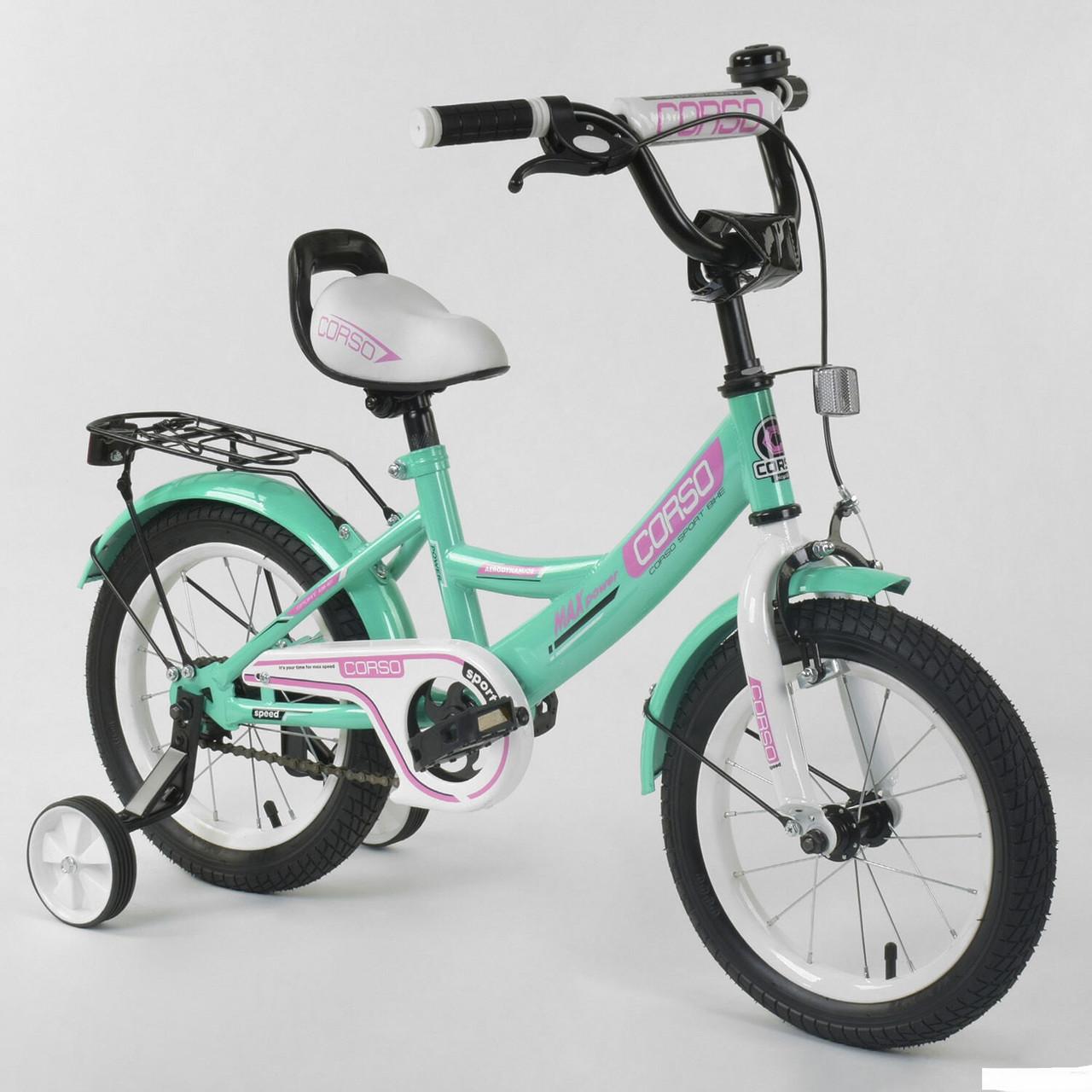 """Велосипед 12"""" дюймов 2-х колёсный """"CORSO"""" CL-12 D 0211"""