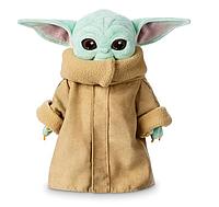 Маленький Йода мягкая игрушка звёздные войны малыш Грогу мандалорец