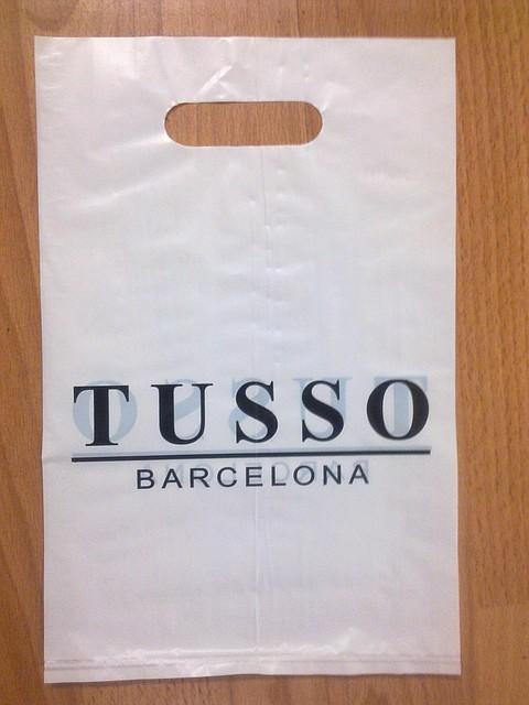 Пакет банан  TUSSO