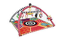 Развивающий коврик Sassy Sensory Play Gym.