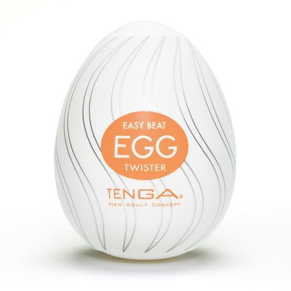 Мастурбатор яйцо Tenga Egg Twister (Твистер)