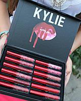 Набор стойких жидких матовых помад Kylie Short Lip