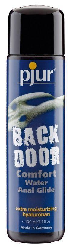Анальная смазка pjur backdoor Comfort water glide 100 мл на водной основе с гиалуроном