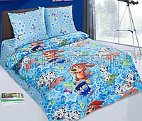 Подростковое постельное белье Скейтборд, поплин 100%хлопок - полуторный комплект