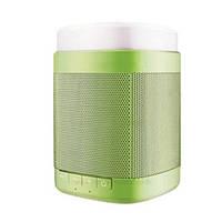 Bluetooth акустика зеленый Fuly WK SP390