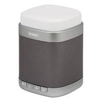Bluetooth акустика серый Fuly WK SP390