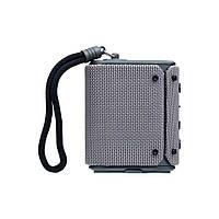 Bluetooth акустика серый Remax RB-M30