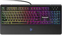 Клавиатура Tronsmart TK09R RGB Mechanical Gaming Keyboard Red Switch Black #I/S