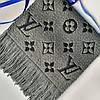 Шарф женский Louis Vuitton LUX+++ (реплика) шерсть+шелк