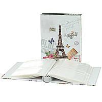 """Фотоальбом """"Романтичный Париж"""" 13*18, 200 фото (8423-013/1)"""