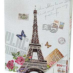 """Фотоальбом """"Романтичный Париж"""" 13*18, 200 фото (8423-013/1), фото 2"""