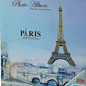"""Фотоальбом""""Любовь в Париже"""" 10*15, 200 фото (8423-016), фото 2"""