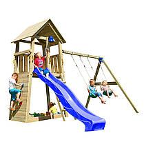Дитячі майданчики для садочка (дитячого садка) BELVEDERE + SWING, фото 2