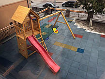 Дитячі майданчики для садочка (дитячого садка) BELVEDERE + SWING, фото 3