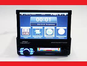 "1din Магнитола Pioneer 7003S - 7""Экран + USB + Bluetooth + пульт"