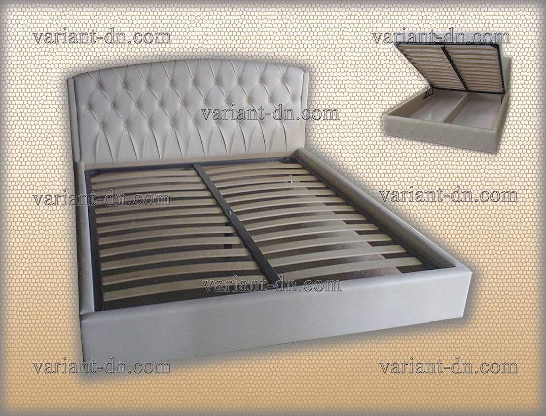 Кровать с подъёмным механизмом Магнолия