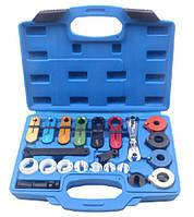 Набор приспособлений для разъединения быстросъемных соединений топливных систем и систем кондиционирования, 23
