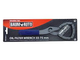 Съемник масляного фильтра сегментный 75-95мм BaumAuto BM-02021-2