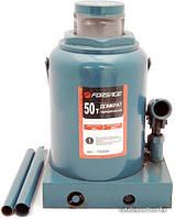 Домкрат бутылочный 50т с клапаном (h min 260мм, h max 415мм) Forsage F-T95004