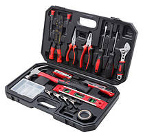 Набор инструментов 123 предмета, в кейсе KingTul kraft KT-123