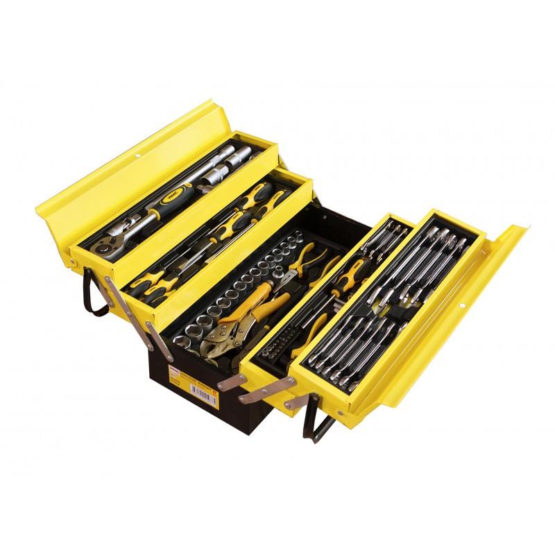 Набор инструментов 87 предметов WMC TOOLS 4087C