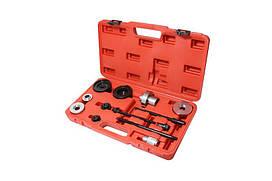 Набор инструментов для замены сайлентблоков 13 предметов(VAG), в кейсе Forsage F-907T6A