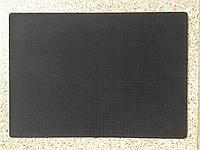 """Полиуретан для обуви 260*180*6,0 мм. (Украина), цвет - черный, рисунок ― """"Сетка"""""""
