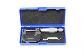 Микрометр (25-50мм, 0.01мм), в футляре Forsage F-5096P9050