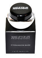 Профессиональная база под тени Make up for life