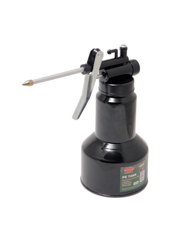Масленка-нагнетатель в металлическом корпусе,400мл ROCKFORCE RF-06913