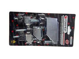 Комплект для пережатия шлангов и патрубков (диаметр: 10, 15, 25, 45мм), в блистере Forsage F-04B4018