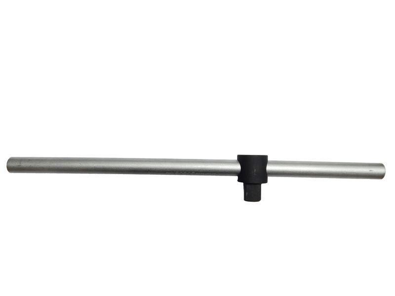 """Вороток Т-образный с усиленным адаптером CrM 250мм 1/2"""" ROCKFORCE RF-8034250"""