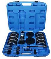 Набор инструментов для ступичных подшипниковVAG(ø62 мм:VWLupo,AudiA2 1.21;ø66 мм:VWPolo,Fabia;ø72
