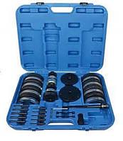 Набор инструментов для ступичных подшипниковVAG(ø62 мм:VWLupo,AudiA2 1.21;ø66мм:VWPolo,Fabia;ø72 мм:VWPolo,