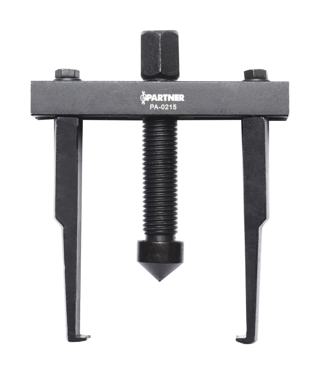 Съемник шестерни коленвала двухзахватный с фиксацией (Ø захвата- 90мм, длина лап-100мм) Partner PA-0215