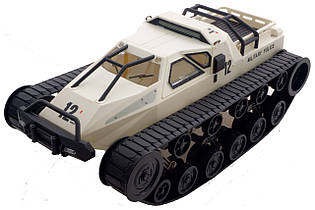 Машинка вездеход на радиоуправлении 1:12 Pinecone Model Military Police (белый)